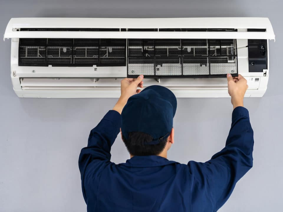 replace HVAC system